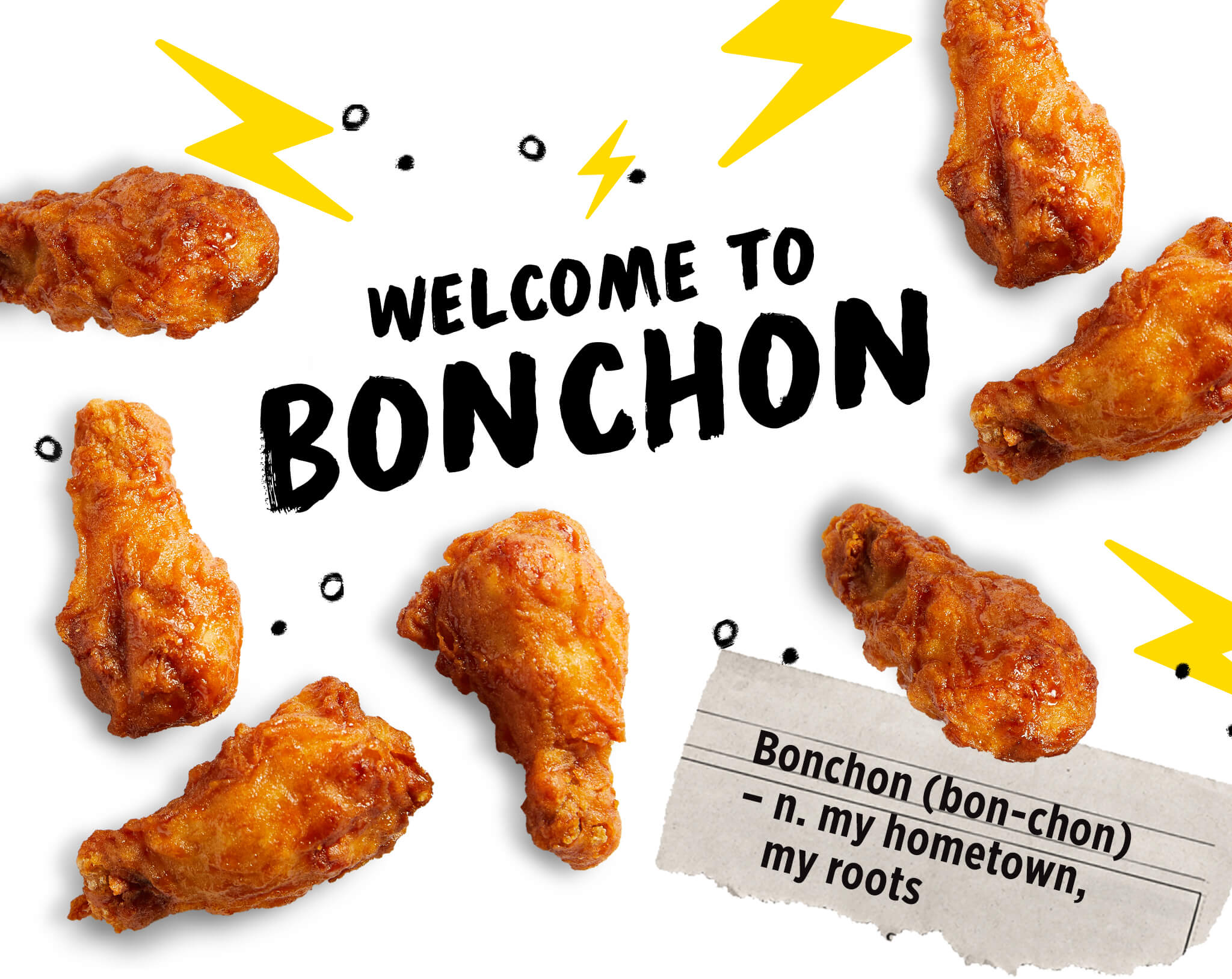 Welcome to Bonchon